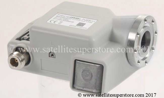 Global Invacom wholeband fibre c120 LNB