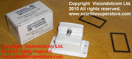 C Band block type LNB