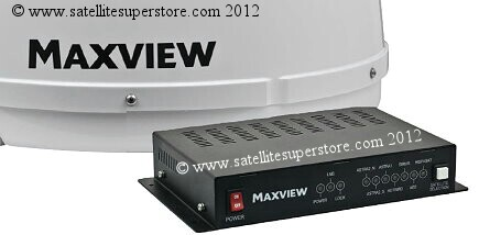 Maxview 007 Dome control  