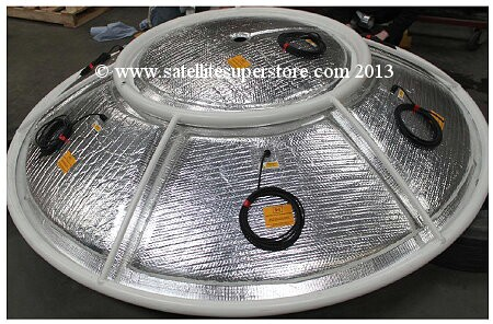 Satellite Dish Heater for 1.0m dish.