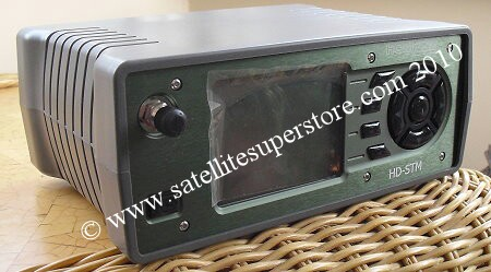 Horizon HD STM satellite meter