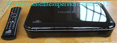 Humax HDR1000S high defintion Freesat receiver