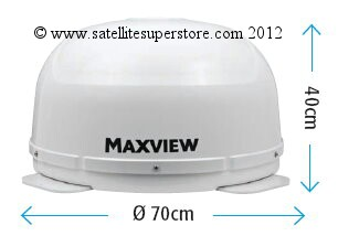Maxview 011 Dome.