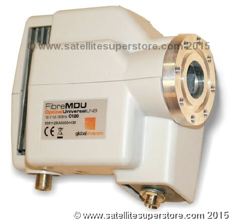 Global Invacom MDU optical fibre LNB
