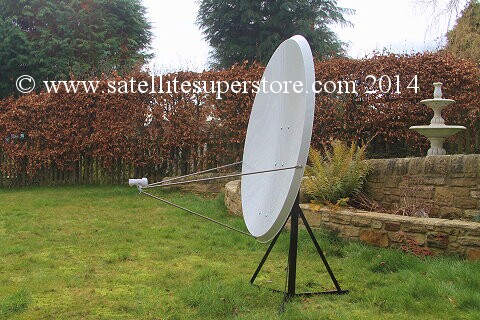 Twin Lnb Satellite System Dish Options Add A Satellite