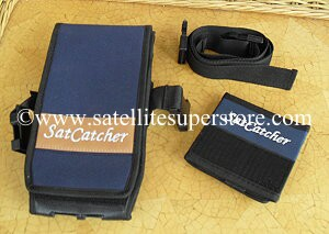 Satcatcher case kit