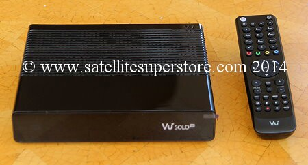 Vu Plus Solo SE HD receiver Front