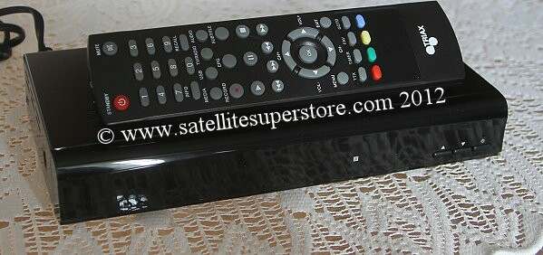 Triax HDS 110 USB satellite receiver