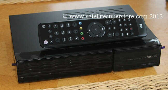 Vu+ Solo 2 HD receiver Front
