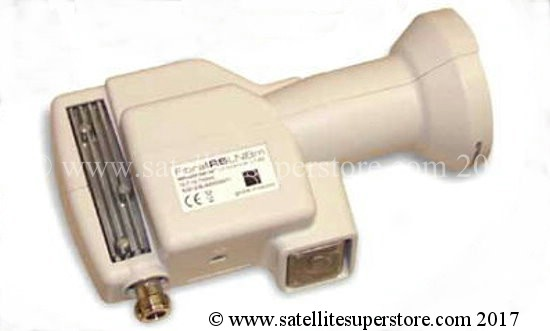 Global Invacom wholeband fibre LNB