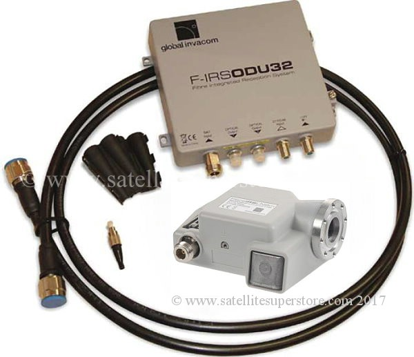 Global Invacom ODU optical fibre c120 LNB