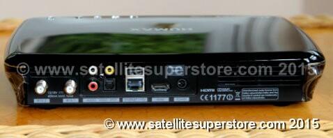 Freesat satellite receivers  Humax HDR1000S freesat  HD1000S