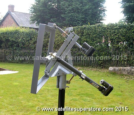 Raven 1.8m Inclined Orbit Polar Mount
