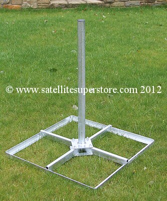non penetrating ground stand