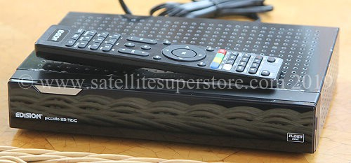Edision Proton LED satellite receiver