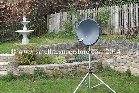 Satellite Dishes Satellite Dish Raven Channel Master