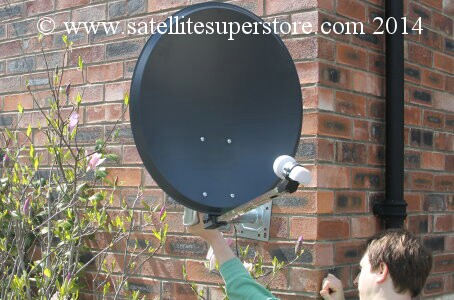 satellite dishes transparent satellite dishes easy fit sky