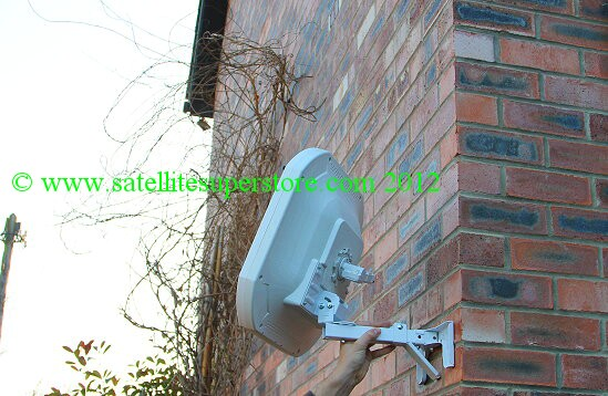 Sqish 2 Flat Antennas