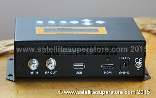 Primesat HD Modulator