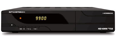 Spider Box HD9000