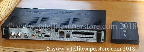 HD and 4K Satellite Receivers  VU+ Duo 2 4K, VU+ Ultimo 4K, VU+ zero