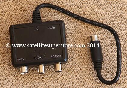 global tv box instructions