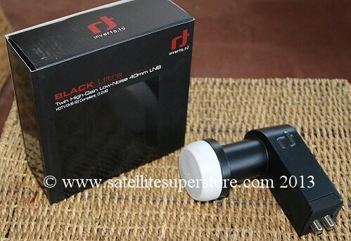 Single lnb test ultra inverto black Il Miglior
