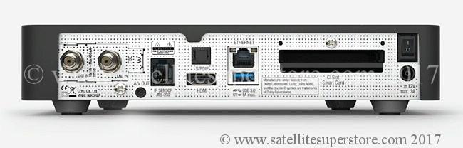 VU+ Satellite receivers  VU+ Duo 4K, VU+ Duo 2, VU+ Ultimo