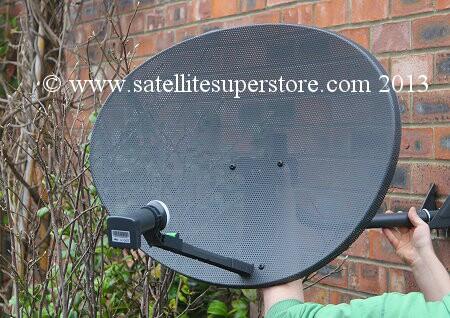 Sky Zone 1 Mini Dish 2